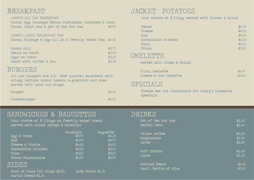 First Menu For Web Pg 2
