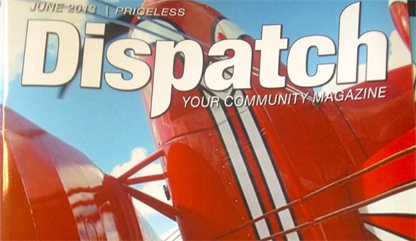 Dispatch Cover